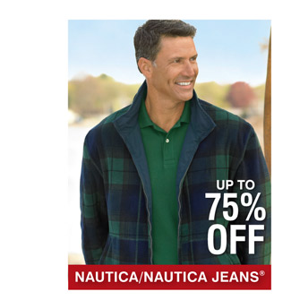 Shop All Nautica Designer Clearance