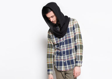 Shop Double Duty: Scarves-as-Hoods & More