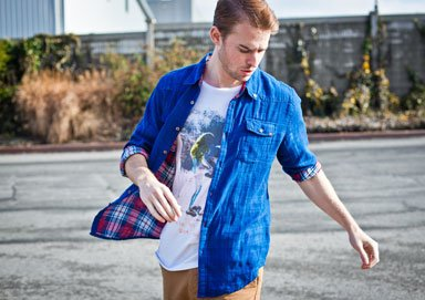 Shop New Bottoms & Button-Ups by Insight
