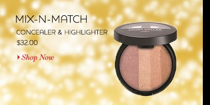 Mix-n-Match Dream Creams Concealer and Highlighter. $32