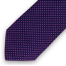 Walker Neat Woven Tie - Was £59 - Now £45