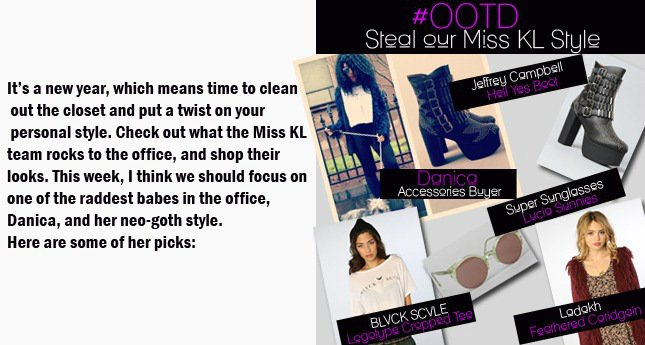 Steal Our Miss KL Style!