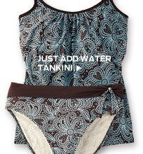 Just Add Water Tankini ›