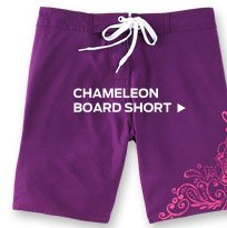 Chameleon Board Short ›