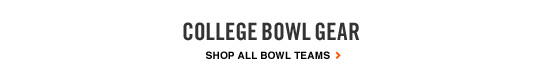 College Bowl Gear | Shop All Bowl Teams