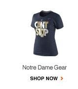 Notre Dame Gear