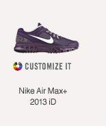 Nike Air Max+ 2013 iD