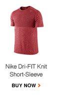 Nike Dri-FIT Knit Short-Sleeve