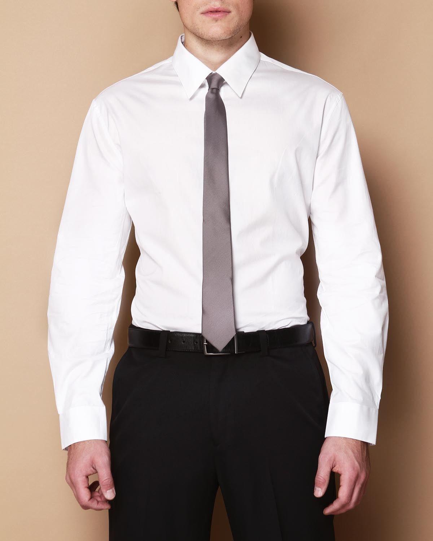 John Varvatos Button-Up Collared Shirt $85