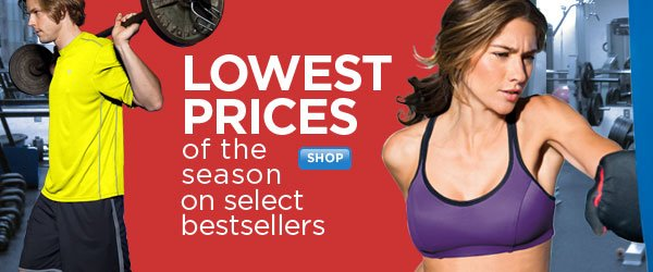 Season's Lowest Prices - Select Bestsellers