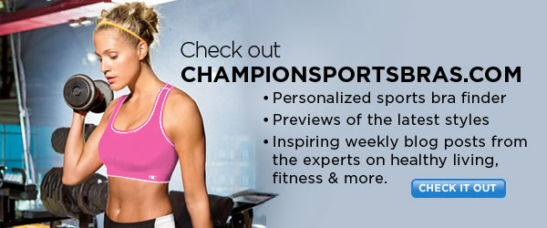 Check out ChampionSportsBras.com