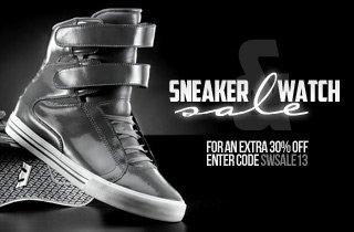 Sneaker & Watch Sale
