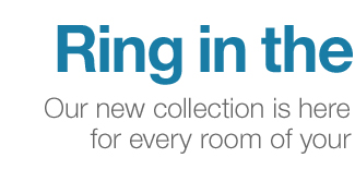 Ring in the New Arrivals