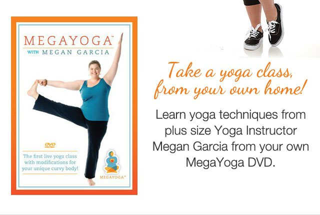 Take a Yoga Class from your own home!