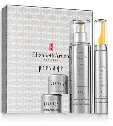 PREVAGE® is formulated with advanced Idebenone technology, the most powerful antioxidant available today*. which achieved an EPF® rating of 95. Includes:
