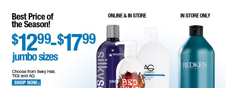 Best Liter Prices of the Season!