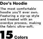 Dov's Hoodie
