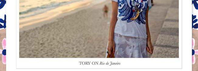 TORY ON RIO DE JANERIO