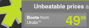 49.99 Boots from Ukala™
