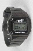 <b>NEFF</b><br />The Flava Watch in Black