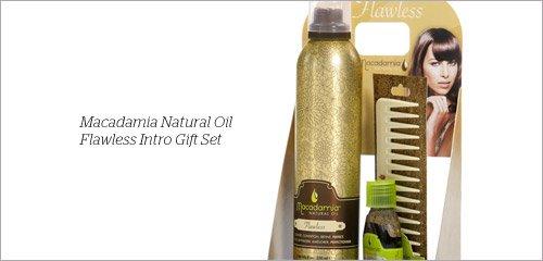 Macadamia Oil Set