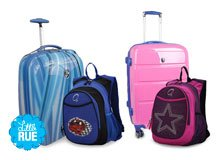 Vacation Time Kids' Luggage by Heys USA & More
