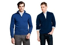 On the Cold Front The Men's Sweater Sale