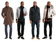 On the Cold Front The Men'sWinter CoatSale