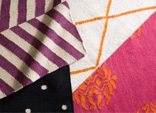 Bright & Bold Flat-Weave Rugs for Every Room