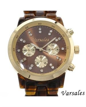 Brand New VARSALES Stainless Steel Men's Watch