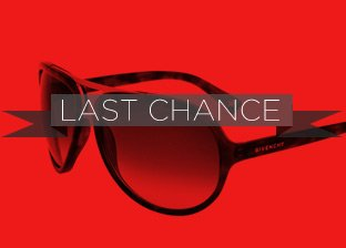Last Chance Eyewear Blowout