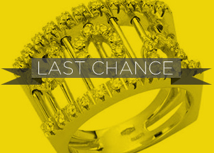 Last Chance Diamond Jewelry Blowout