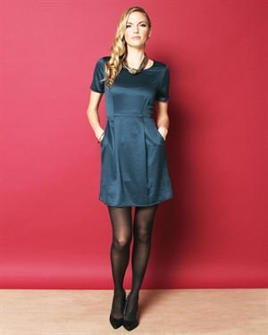 Everly Short Sleeve Dress $29