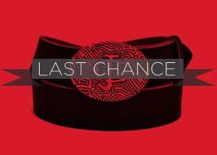 Last Chance Accessories Blowout