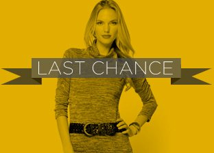 Last Chance Womens Winter Clothing Blowout
