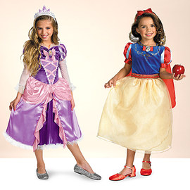 Disney Princesses: Girls' Apparel