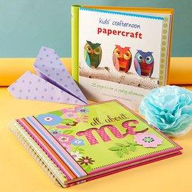 Paper Crafts: Origami & Scrapbooking