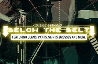 Cyber Monday: Below the Belt