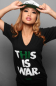 <b>Adapt</b><br />The This Is War V-Neck