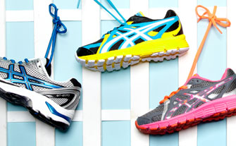 Asics Footwear - Visit Event