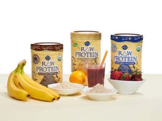 RAW Protein from Kathy Freston
