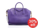 Antigona Medium Leather Bag