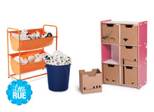 Resolve to Get Organized Kids' Storage Essentials