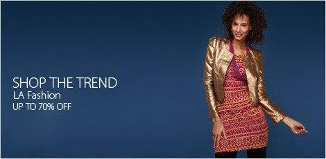 shop the trend:LA Fashion
