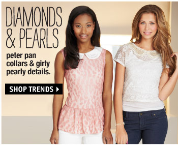 DIAMONDS & PEARLS SHOP  TRENDS