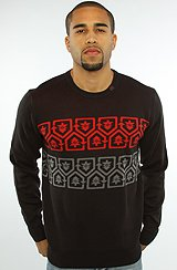 The Family Den Sweater in Black