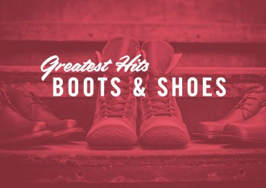 Shop Greatest Hits: Shoes from $29.99