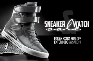 Sneaker & Watch Sale