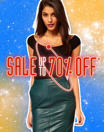 ASOS up to 70% off sale