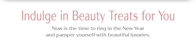 Beauty Treats for You